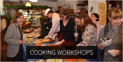 Cooking workshops with Polish language courses