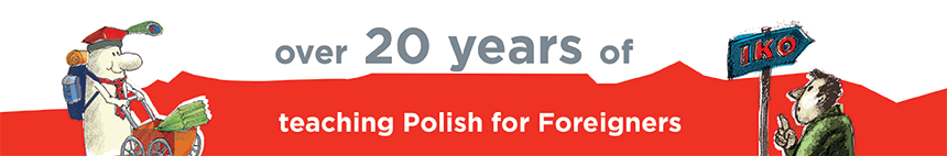 IKO - over 20 years of teaching polish language