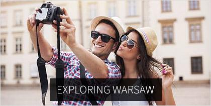 exploring warsaw