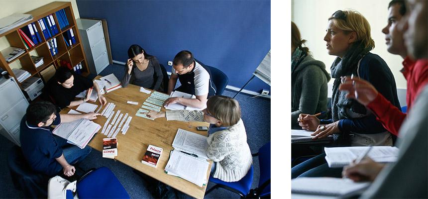 Grupowe Kursy Intensywne IKO - Instytut Kształcenia Obcokrajowców